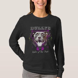 Bullys, el líder del perro del paquete camiseta