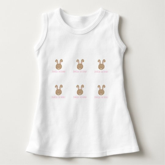 Bunbun el conejito - vestido del bebé/del niño