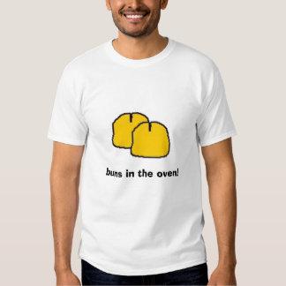 ¡buntwin, bollos en el horno! camisas