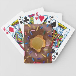 buñuelo baraja cartas de poker