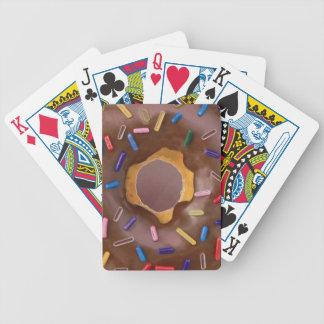 buñuelo barajas de cartas