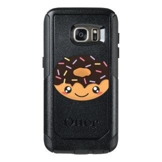 Buñuelo divertido y fresco de Kawaii Funda Otterbox Para Samsung Galaxy S7