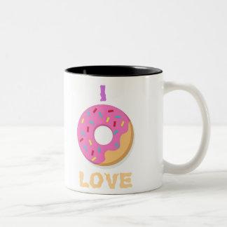 buñuelos del ilove de la taza