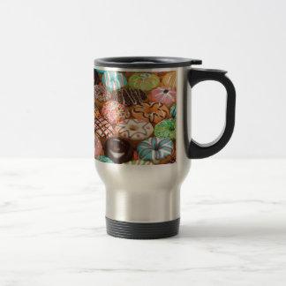 buñuelos taza de viaje