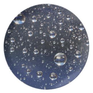 ¡Burbujas! Plato De Cena