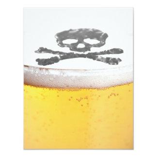 Burbujas principales de la cerveza anuncios personalizados