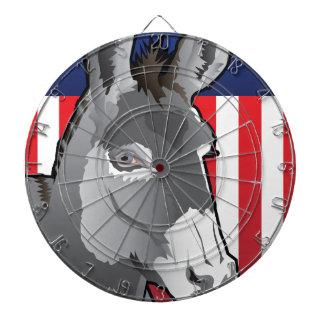 Burro de los E.E.U.U., orgullo de Demócrata Diana