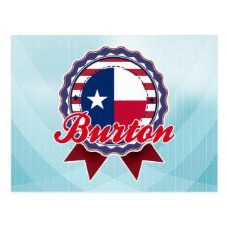 Burton, TX Postal