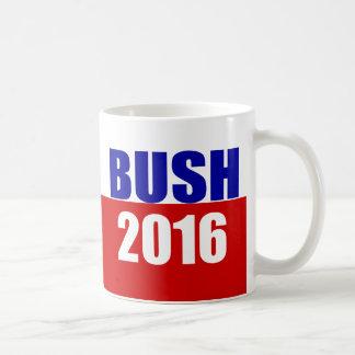 """""""BUSH 2016"""" TAZA DE CAFÉ"""