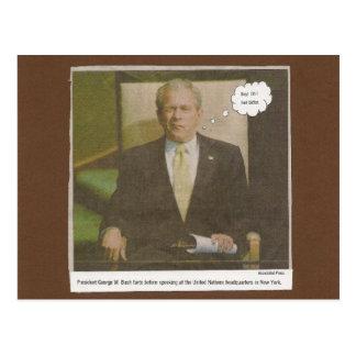 Bush farkles. postal