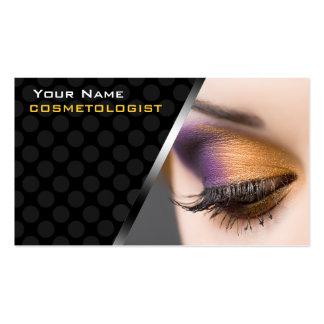 BusinessCards personalizado para los Cosmetologist Plantillas De Tarjetas De Visita