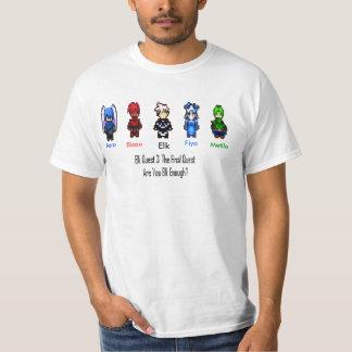 Búsqueda 3 de los alces: La camiseta final de la