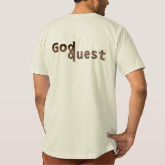 Búsqueda de dios camisetas