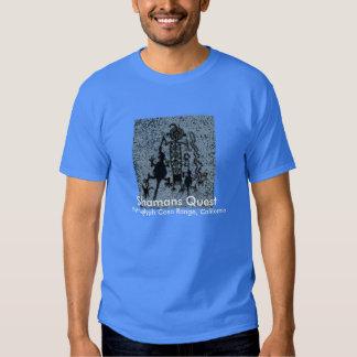 Búsqueda de los Shamans Camisas