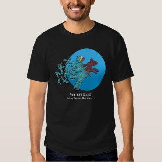 Búsqueda de los Shamans Camiseta