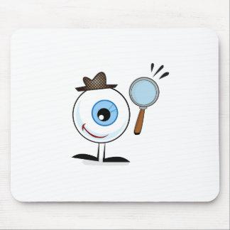 Búsqueda del ojo alfombrilla de ratón