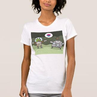 Búsqueda galáctica del postre - camiseta de las
