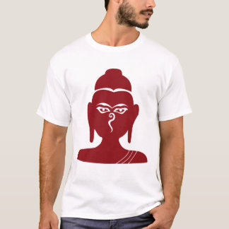 Busto de Buda Camiseta