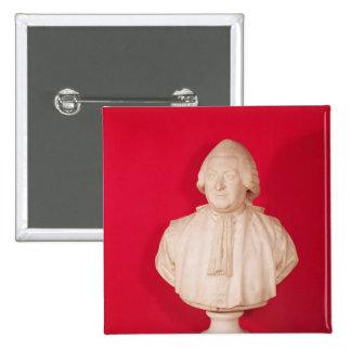 Busto de Chretien Guillaume Chapa Cuadrada 5 Cm