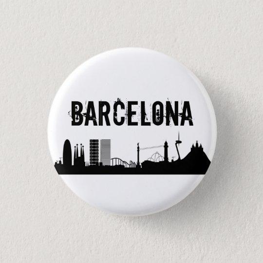 Button Barcelona / Chapa Barcelona