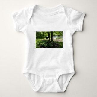 Buzón por la charca body para bebé