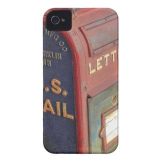 Buzón viejo funda para iPhone 4 de Case-Mate