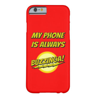 Buzzinga Funda Barely There iPhone 6