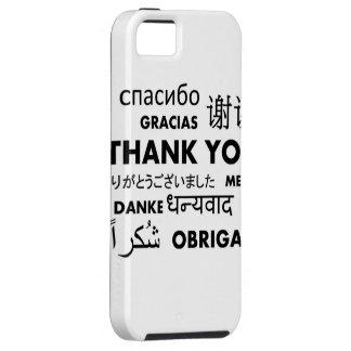 BW le agradece iPhone 5 Cárcasas