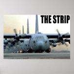 C-130 en la tira poster