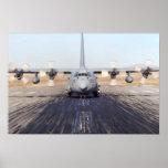 C-130 Hércules Póster