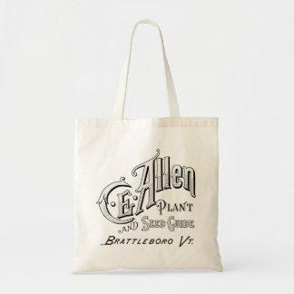 C.E. Bolso 1894 del logotipo de Allen