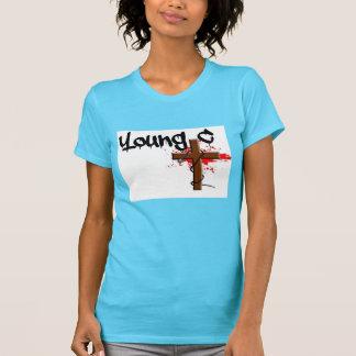c joven camisetas