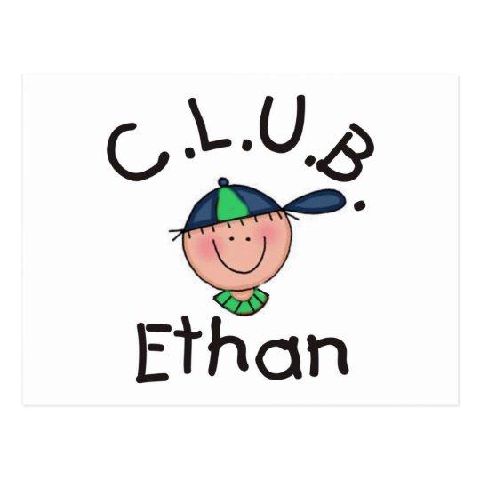 C.L.U.B. Postal de Ethan