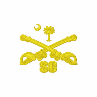 Caballería de Carolina del Sur (bordada)