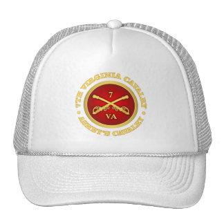 Caballería de CSC -7th Virginia (la caballería de Gorros
