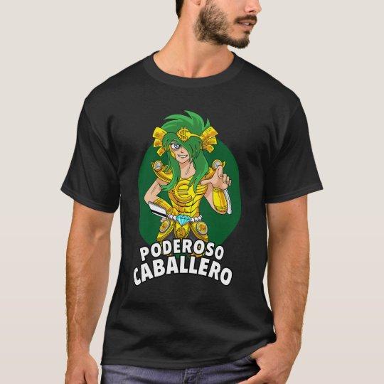 Caballero de Poderoso Camiseta