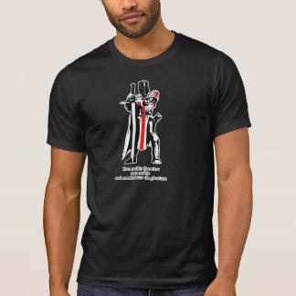 Caballeros Templar Camiseta