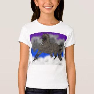 Caballo de Grulla Camiseta