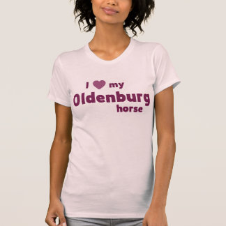 Caballo de Oldenburg Camiseta