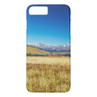 Caballo en el parque nacional de Torres del Paine, Funda iPhone 7 Plus