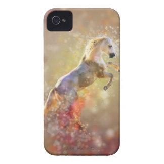 -caballo funda para iPhone 4 de Case-Mate