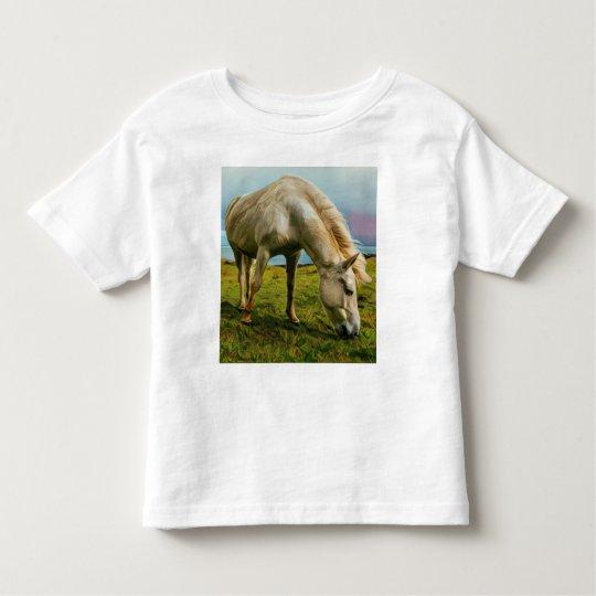 Caballo islandés camiseta de bebé