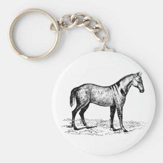 caballo llaveros