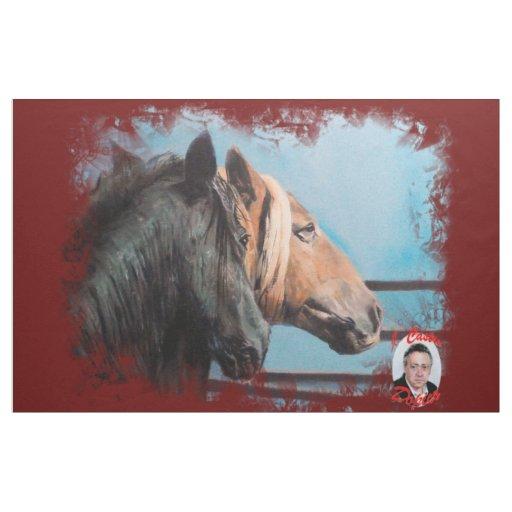 Caballos/Cabalos/Horses Tela