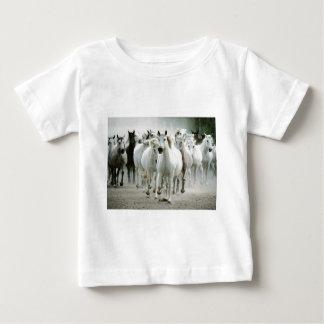 caballos camisetas