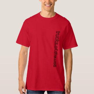 Caballos de fuerza camiseta