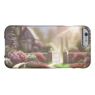 CABAÑA con un caso Barely There del iphone 6 del Funda Para iPhone 6 Barely There