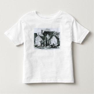 Cabañas del paisanaje en el oeste de Irlanda Camiseta