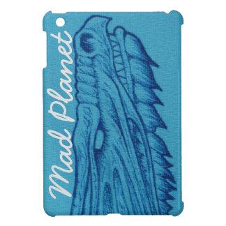 Cabeza azul del dragón