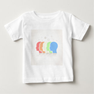 Cabeza Camiseta De Bebé